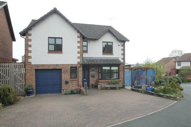 Thumbnail Detached house for sale in 37 Cypress Way, Penrith, Cumbria