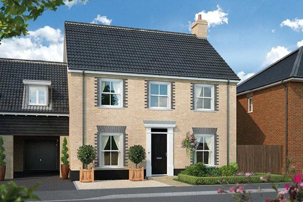 Thumbnail Property for sale in Kingley Grove, New Road, Melbourn, Royston, Cambridgeshire