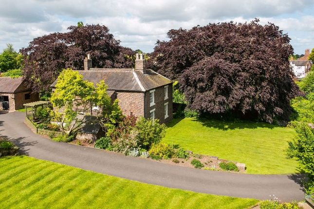 Thumbnail Detached house for sale in New Road, Wrinehill, Nr Betley
