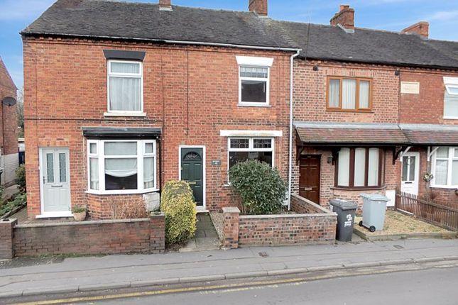 Terraced house for sale in Main Road, Shavington, Cheshire