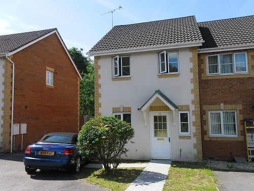 Thumbnail Semi-detached house to rent in Tro Tiroced, Penllergaer