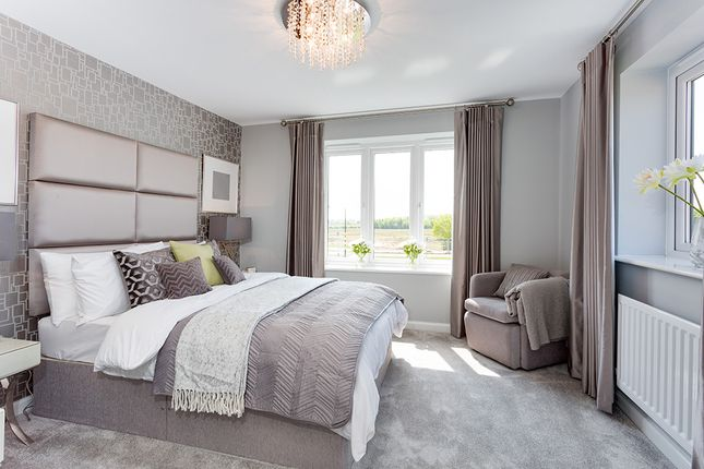 """5 bedroom detached house for sale in """"The Stratford"""" at Duffet Drive, Winnersh, Wokingham"""