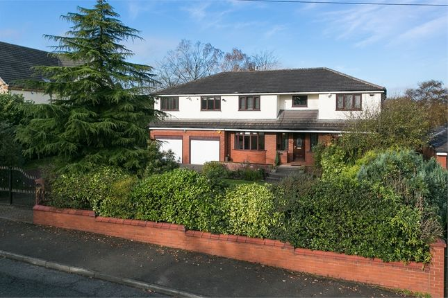 Thumbnail Detached house for sale in Cockey Moor Road, Bury, Lancashire