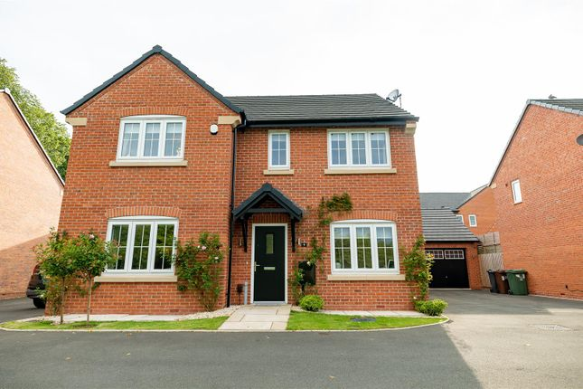 Thumbnail Detached house for sale in Old School Way, Rothley, Leicester