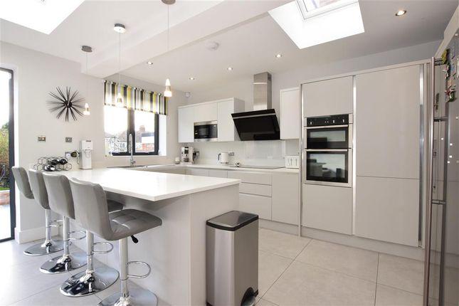 Kitchen Area of Underwood Road, London E4