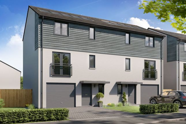 Thumbnail Semi-detached house for sale in Millerhill, Dalkeith
