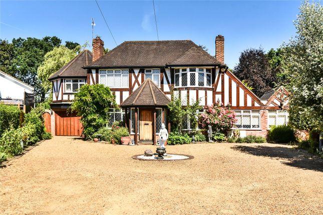 Thumbnail Detached house for sale in Clevehurst Close, Stoke Poges, Slough