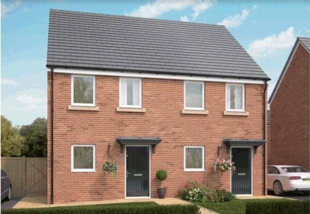 Thumbnail Semi-detached house for sale in The Arun, Thornton Road, Ellesmere Port
