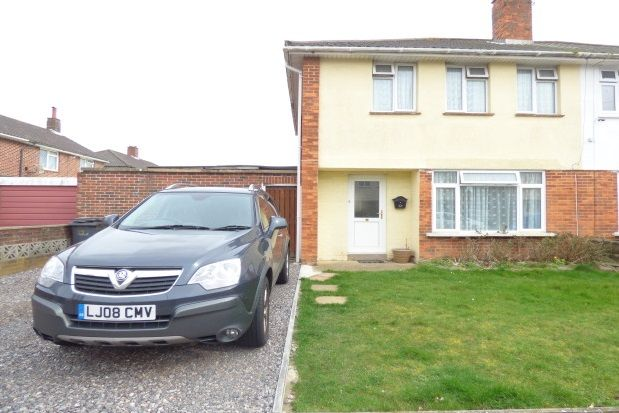 Thumbnail Property to rent in Rowner Close, Gosport