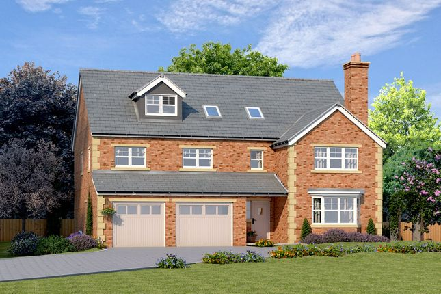 Thumbnail Detached house for sale in The Sandringham, Bingley Road, Menston, Leeds