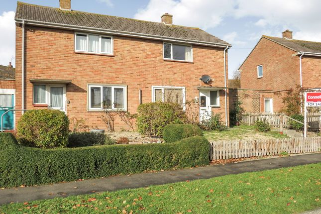 Thumbnail Semi-detached house for sale in Laxton Road, Taunton