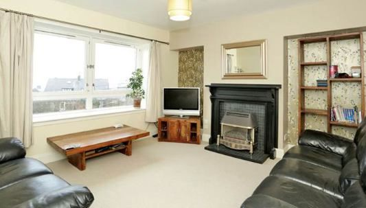 Thumbnail 3 bed flat to rent in Corthan Drive, Kincorth, Aberdeen