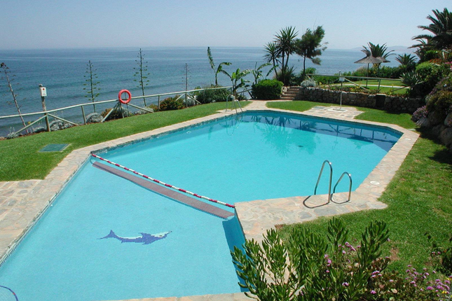 Communal Pool With Views Over The Sea