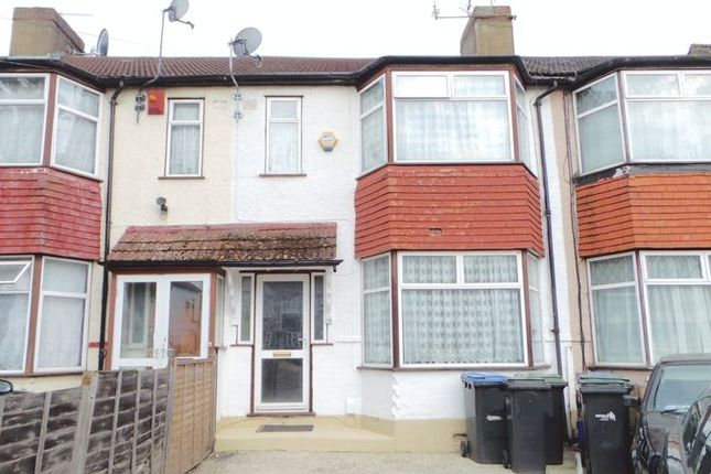 Thumbnail Terraced house for sale in Falcon Crescent, Enfield