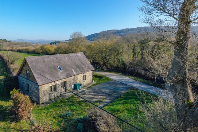 Thumbnail Cottage for sale in Cilmery, Builth Wells