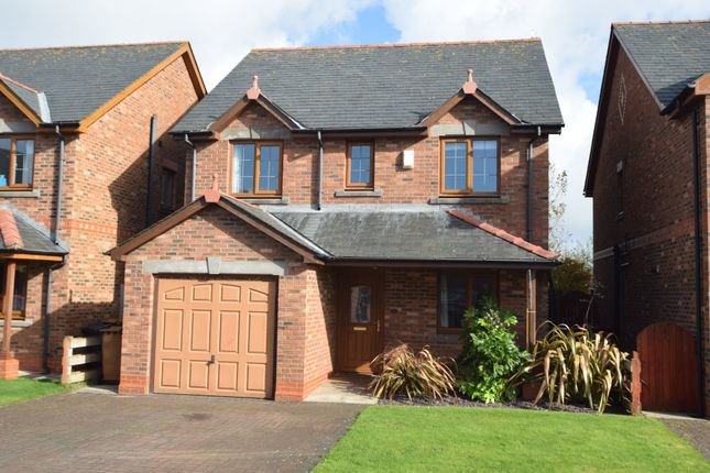 Thumbnail Detached house for sale in Chapel Field, Walney, Cumbria