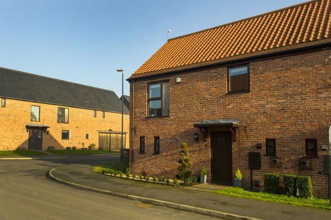 Thumbnail Semi-detached house for sale in The Old Nurseries, Norwell, Newark