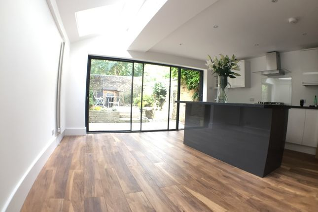 Thumbnail Terraced house to rent in Buckmaster Road, London