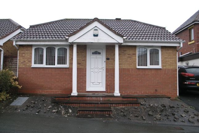 Thumbnail Detached bungalow for sale in Springfield Road, Halesowen