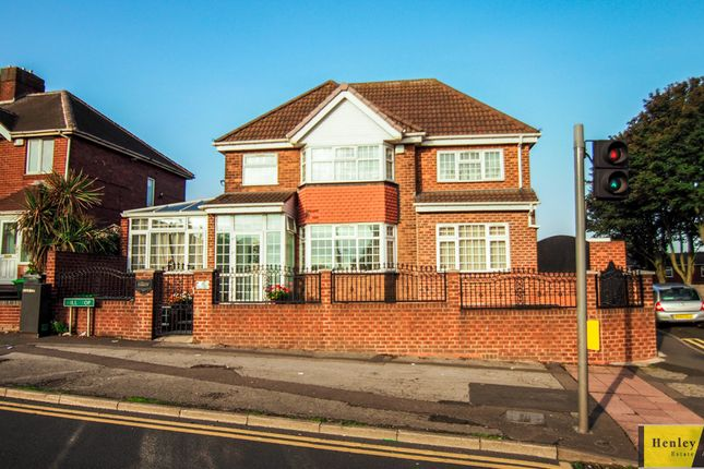 Thumbnail Detached house for sale in Hill Top, West Bromwich