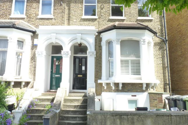 Thumbnail Flat to rent in Wiverton Road, London