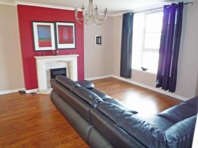 Thumbnail Flat to rent in 22d New Century House, Aberdeen