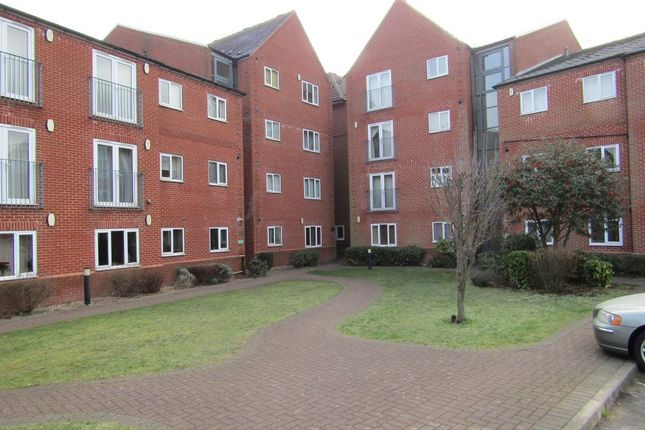 Thumbnail Flat to rent in Apt 31, College House, The Connexion, Mansfield