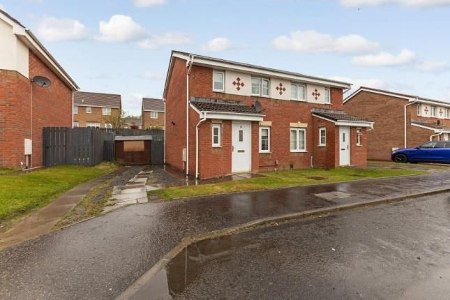 2 bed semi-detached house for sale in Poplar Way, Motherwell, North Lanarkshire ML1