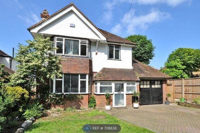 Thumbnail 4 bed detached house to rent in Downs Rd, Sutton