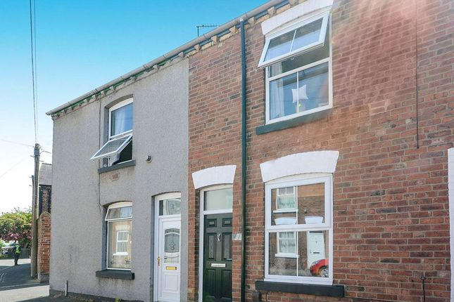 Thumbnail Terraced house for sale in Forth Street, York