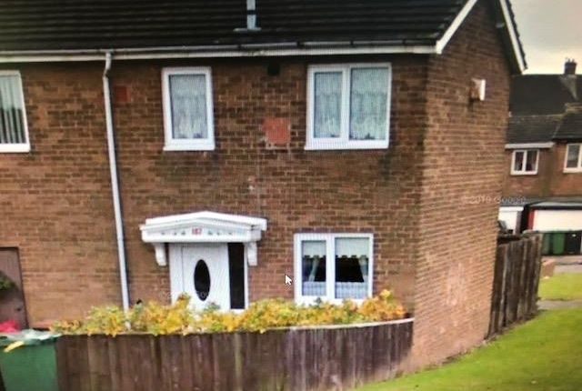 Thumbnail 3 bed end terrace house for sale in Tadcaster Road, Sunderland