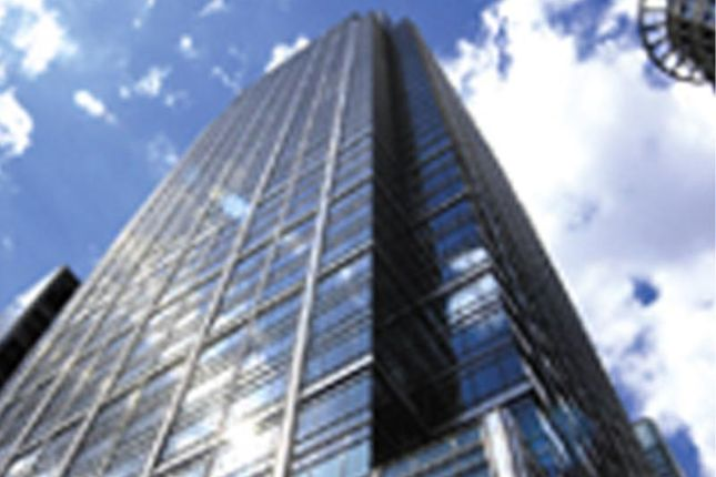 Thumbnail Office to let in Canada Square, Canary Wharf, London, England