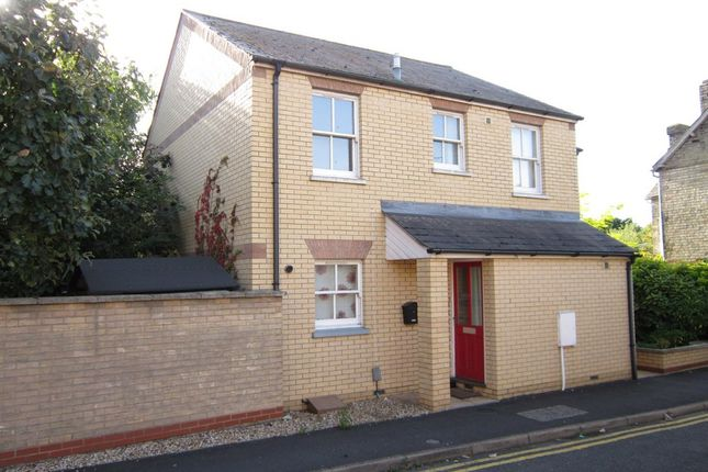 Thumbnail Semi-detached house to rent in Potters Lane, Ely