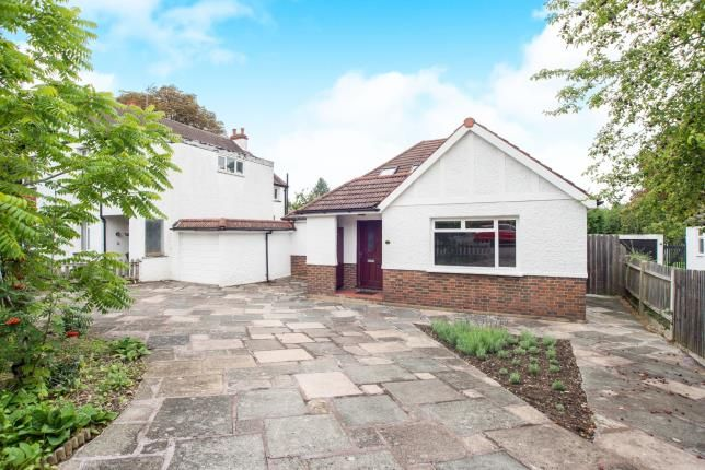 Thumbnail Bungalow for sale in Epsom, Surrey, England