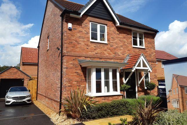 Thumbnail Detached house for sale in Redbridge Lane, Nursling, Southampton