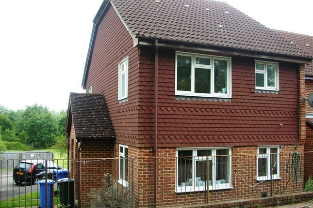 Thumbnail Property to rent in Thornfield Green, Blackwater, Camberley