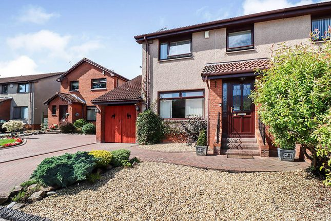 Thumbnail Semi-detached house for sale in The Meadows, Coalsnaughton, Tillicoultry, Clackmannanshire
