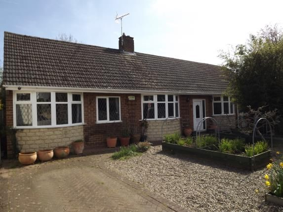 Thumbnail Bungalow for sale in Hardwick Drive, Mickleover, Derby, Derbyshire
