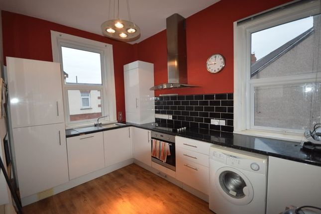 Thumbnail Flat to rent in Park View, Whitley Bay