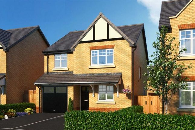 Thumbnail Detached house for sale in Gibfield Park Avenue, Atherton, Manchester
