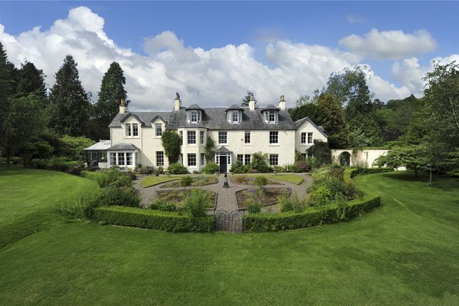 Thumbnail Country house for sale in Kinross