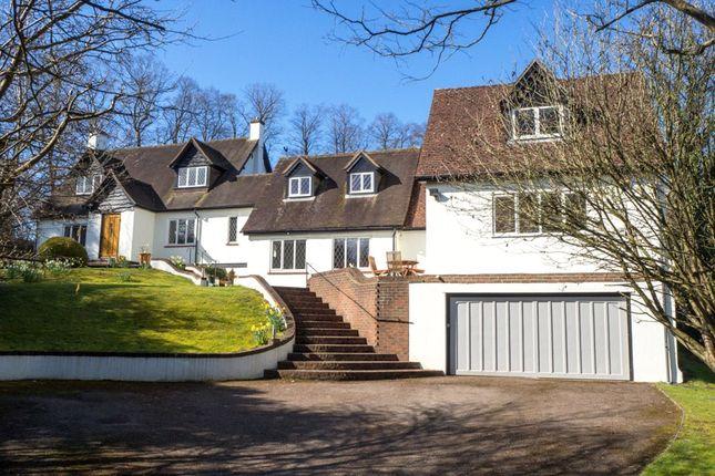 Thumbnail Detached house for sale in Chalkpit Lane, Marlow, Buckinghamshire