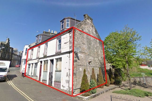 Thumbnail Flat for sale in 76-80, New Street, Dalry KA245By