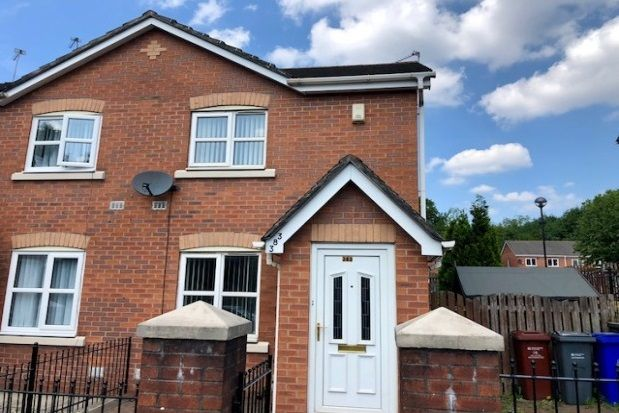 Thumbnail Property to rent in Queens Road, Manchester
