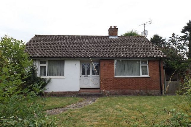 Thumbnail Detached bungalow for sale in Kingstone, Hereford