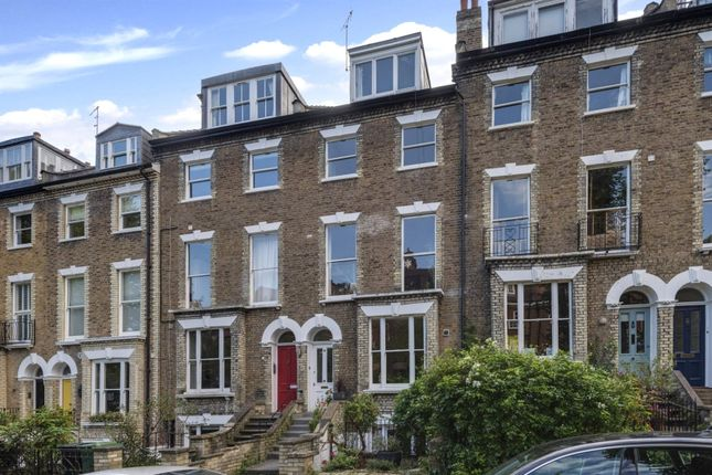 Thumbnail Terraced house for sale in Christchurch Hill, Hampstead Village, London