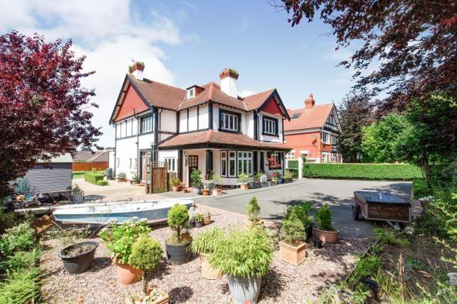 Thumbnail Detached house for sale in Bryanston Road, Prenton, Merseyside