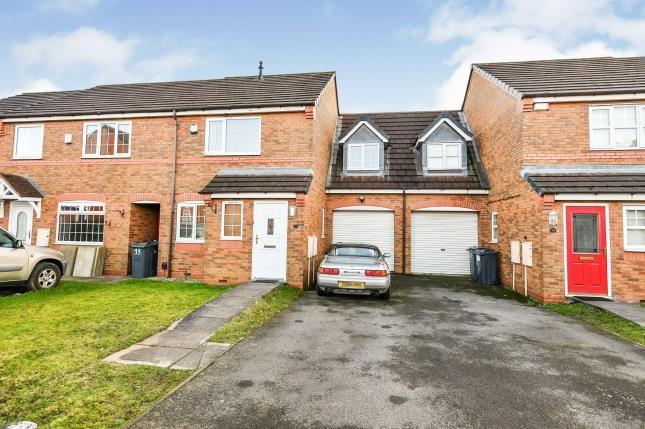 Thumbnail Semi-detached house for sale in Nightingale Close, Erdington, Birmingham, West Midlands