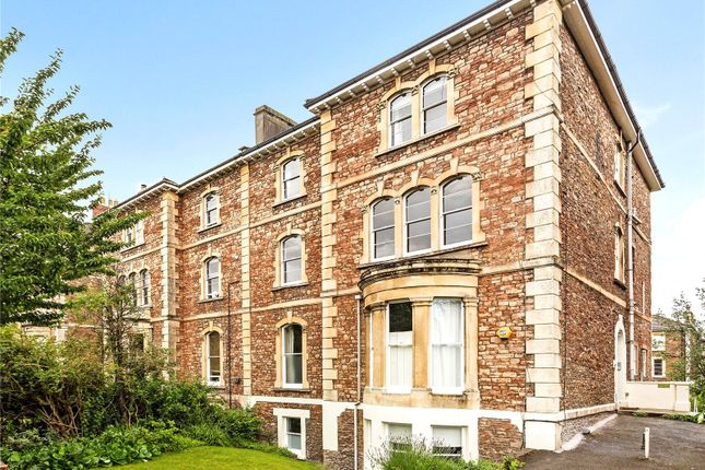 Thumbnail Flat to rent in Apsley Road, Clifton, Bristol