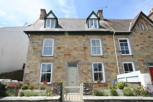 Thumbnail Terraced house to rent in British Road, St. Agnes